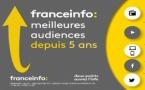 Franceinfo au-dessus des 10 points à Paris