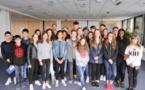 Éducation aux médias : des élèves reçus au CSA
