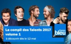 Nouvelle compilation de France Bleu