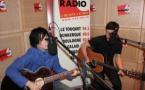 Texas en visite exclusive chez Radio 6