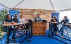 France Bleu Pays Basque surfe sur la vague