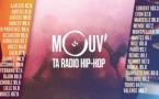 Mouv' en direct de 5 villes pour un multiplex 100% Hip Hop