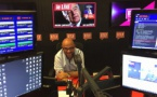 Bob Bellanca au micro de BTLV - Crédit : BTLV