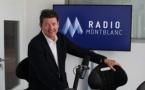 Fabien Baunay, directeur général de Mont-Blanc Médias.