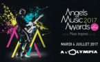 Les Angels Music Awards en direct sur RCF et KTO
