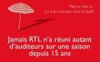 RTL a dominé la saison 2016-2017