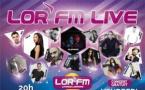 15 000 personnes attendues pour le Lor'FM Live