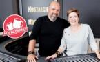 Une nouvelle voix sur Nostalgie Belgique