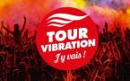 """41 artistes et 5 dates pour """"Le Tour Vibration 2017"""""""