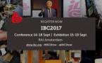 Le prochain IBC se déroulera du 14 au 19 septembre