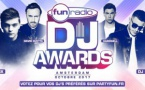 Les Fun Radio DJ Awards auront lieu à Amsterdam