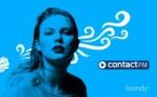 Brandy réalise de nouveaux jingles pour Contact FM