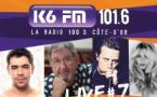 K6FM : un nouveau K6FM Live ce soir à Longvic