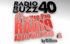 "DJBuzz lance ""Le Radio Buzz 40 / La Lettre Pro"""