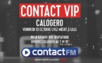 Contact FM : un Contact VIP avec Calogero