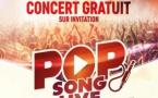 """Plusieurs radios préparent un """"Pop Song Live"""""""