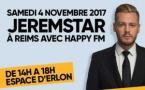 """Jeremstar a rendez-vous avec ses """"JeremStarlettes"""" sur Happy FM"""