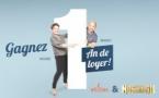 Nostalgie Belgique offre 1 an de loyer à ses auditeurs
