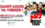"""NRJ prépare un """"NRJ Music Tour"""" à Saint-Louis"""
