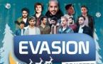 Évasion prépare une concert privé à Fontainebleau