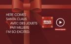 Une webradio de Noël de pour Nostalgie Belgique