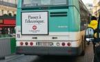 """Oüi FM dit : """"Oui aux transports électriques !"""""""