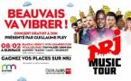 Le NRJ Music Tour fait étape à Beauvais