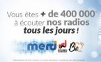 Des audiences record pour les stations radios du groupe RCI