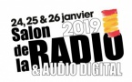 Salon de la Radio : rendez-vous en 2019 !
