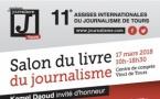 Un salon du livre du journalisme à Tours