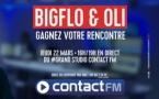 Bigflo & Oli dans les studios de Contact FM