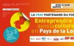 La FRAP, partenaire du Forum Entreprendre dans la Culture