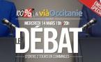 100% et ViàOccitanie s'associent pour un débat