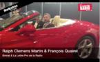Gagnez une Ferrari jusqu'à 17h00 des RadioDays Europe