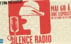 """Une exposition """"Silence Radio"""" à la Maison de la radio"""