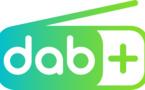 Le logo du DAB+ en France… et dans d'autres pays européens.