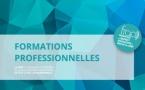 Trois formations professionnelles portées par la FRAP