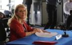 Sibyle Veil s'adresse aux salariés de Radio France