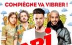 NRJ Music Tour fait étape à Compiègne