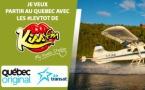 Kiss FM envoie ses auditeurs au Québec