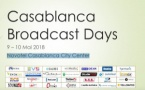 Coup d'envoi des Casablanca Broadcast Days