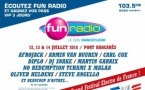 Fun Radio en campagne avec l'ElectroBeach Festival
