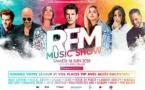 """RFM organise son """"RFM Music Show"""""""