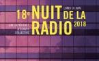 La 18e Nuit de la radio aura lieu le lundi 18 juin