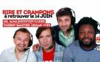"Coupe du monde : Rire & Chansons diffuse ""Rire & Crampons"""