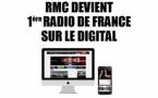 RMC performe sur le digital