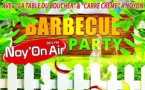 La radio Noy'On Air sort le barbecue