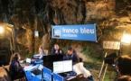 France Bleu Occitanie au fond du gouffre de Padirac