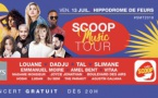 Radio Scoop prépare son Scoop Music Tour