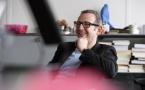 De 7h à 9h, Guillaume Erner réveille les auditeurs de France Culture © Radio France / Christophe Abramowitz